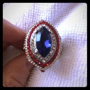 Jewelry - Costume Jewelry- Cocktail Ring